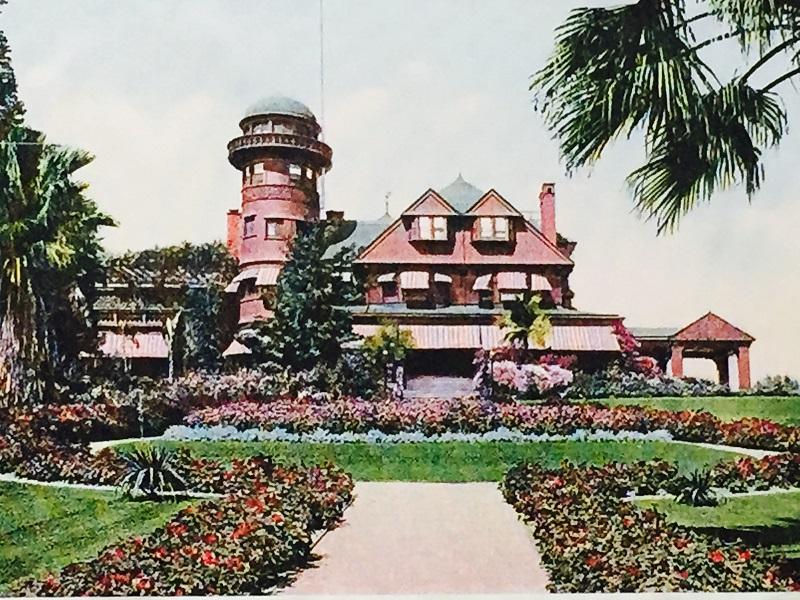 Lowe's home on Orange Grove